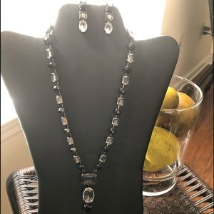 Vintage Fashion Necklace Set